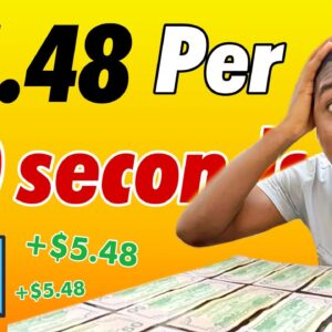 Earn $5.48 Every 30 SECONDS Viewing Free Images!   Make Money Online Fast