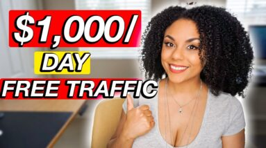 ($1000/Day) Free Ways To Promote Affiliate Links