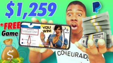Earn $1,259+ In Paypal Money Playing This GAME! *Working* (Make Money Online)