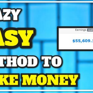 Incredibly EASY Way To Earn Money Online [Step By Step]